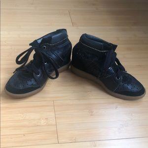 Isabel Marant platform sneakers
